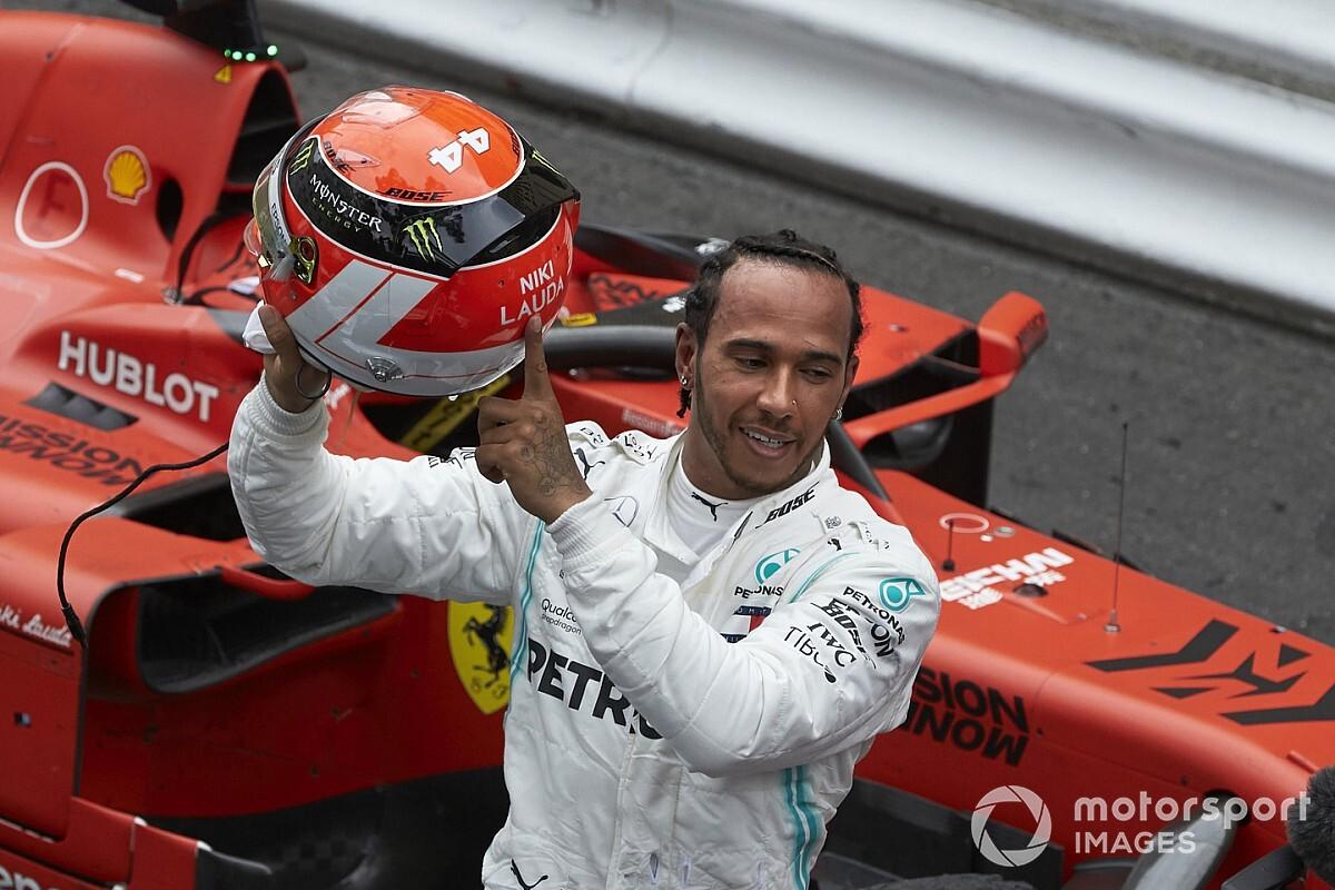 Hamilton a appris à mener une équipe en interne grâce à Lauda