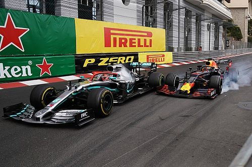 GALERÍA: La increíble secuencia del duelo Hamilton-Verstappen