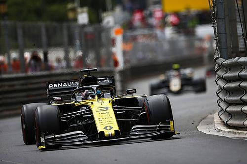 Ricciardo califica el error de estrategia de innecesario y frustrante