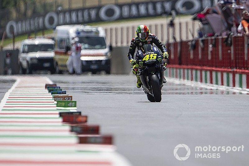 """Rossi avisa a Yamaha: """"Hay que encontrar el modo de hacer algo serio"""""""
