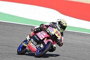 Arbolino gana por primera vez en Moto3