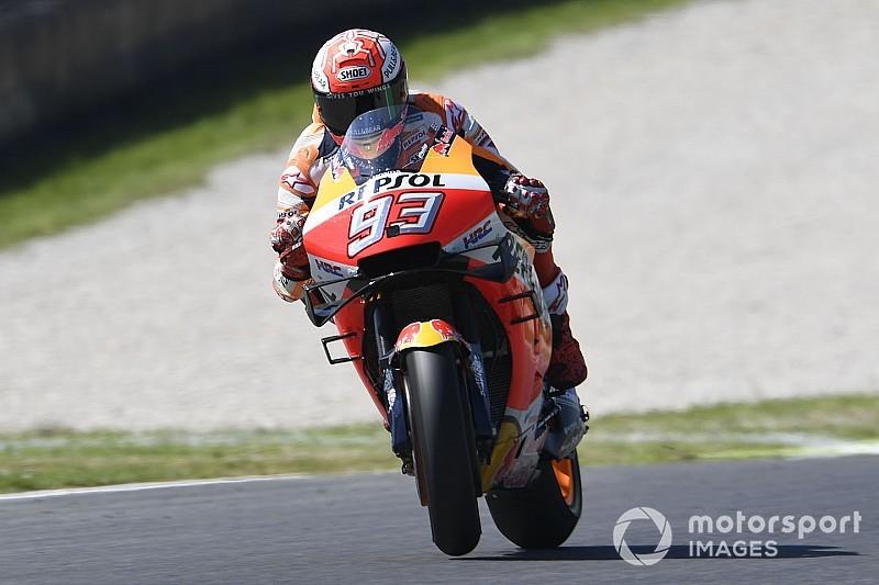 """Márquez: """"La moto y yo estamos en muy buena forma"""""""