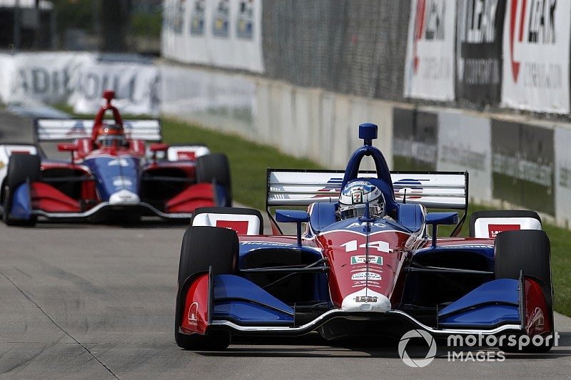 "Foyt ""rebuilding for 2020"" during current disappointment"