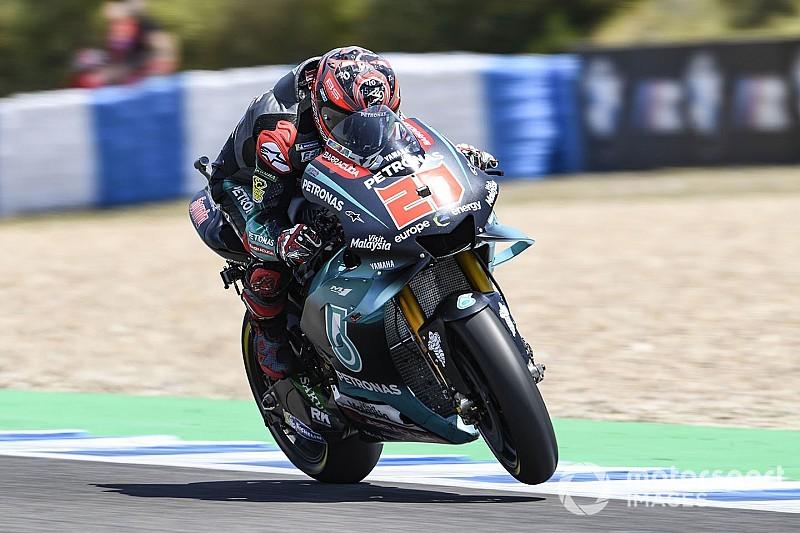 MotoGPスペイン予選:クアルタラロ、マルケスの最年少PP記録を更新! 中上貴晶は自己ベスト8番グリッド
