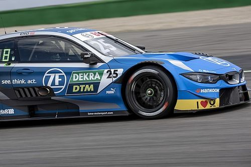 Hockenheim DTM: Eng bags pole with dazzling lap