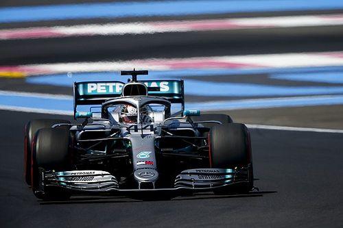 Hamilton vence GP da França com extrema facilidade em nova dobradinha da Mercedes