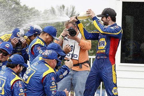 Alexander Rossi prolonge chez Andretti Autosport