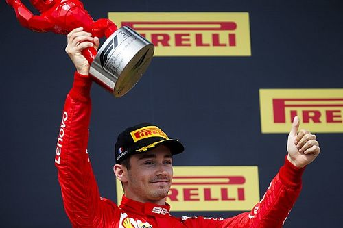 Column: Ferrari, maak Charles Leclerc je eerste rijder