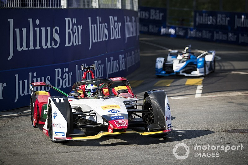 "Di Grassi says resetting field order in Bern was ""super unfair"""