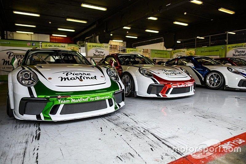 Ayhancan ilk Porsche Supercup testlerini birinci sırada tamamladı