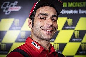 Ducati ofrecerá la renovación a Petrucci en los próximos días