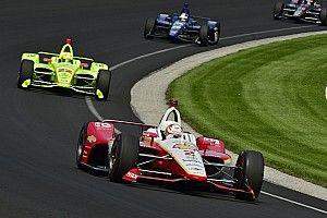 Newgarden y Penske lideran el segundo dia de Indy 500