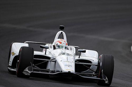 Kaiser pega fuerte y Juncos está en duda para Indy 500