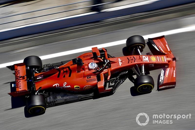 Ferrari: meno velocità e più carico. Fuoco trova la correlazione col simulatore