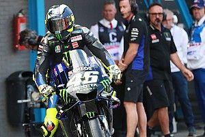 """Rossi: """"Hay que ver si los cambios de Assen son positivos en Sachsenring"""""""