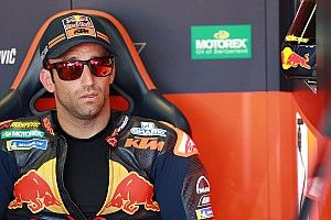 Zarco doesn't fear becoming stuck in test role