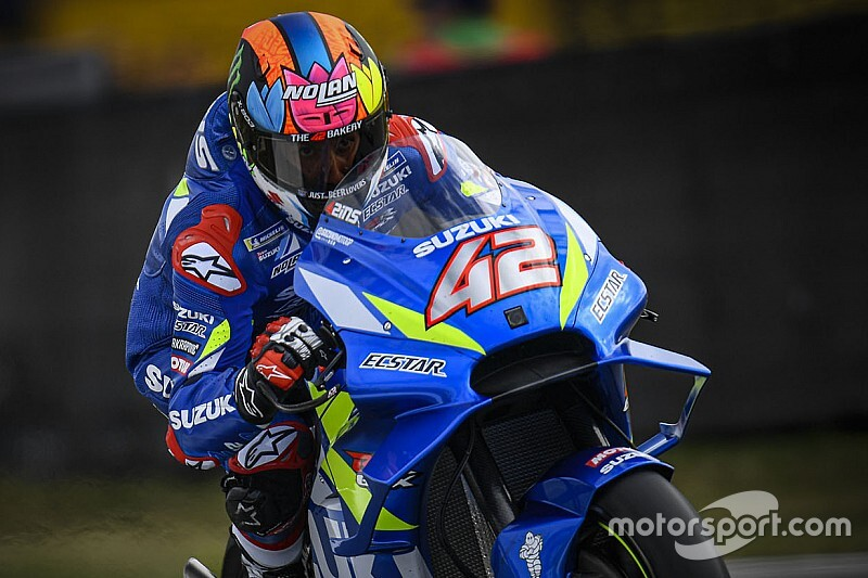 Les casques spéciaux des pilotes MotoGP en 2019