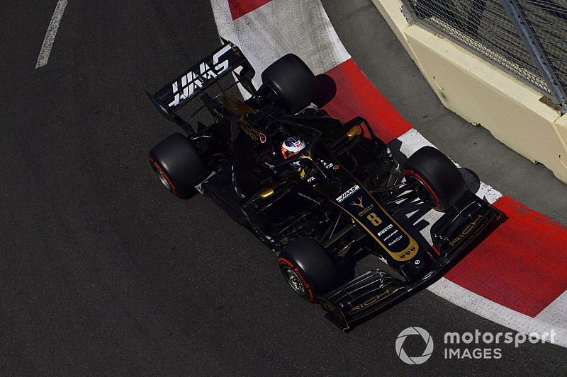 "Haas ""just didn't work"" in Baku F1 qualifying"