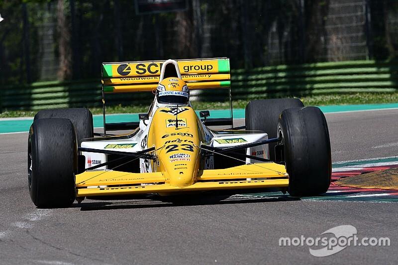 «Это лучше, чем Гран При Формулы 1». В Имоле вновь прошел исторический фестиваль Minardi