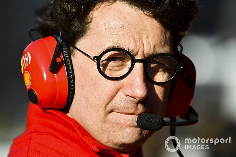 «Меняя гонщиков местами, важно не ошибиться». Босс Ferrari назвал верной тактику команды в Барселоне