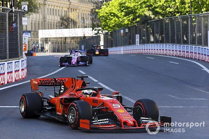 Vettel: Ferrari necesita revertir la situación en España