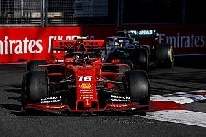 "Mercedes car ""slightly better"" than Ferrari's – Binotto"