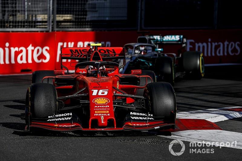 "Mercedes car ""slightly better"" than Ferrari's – Binotto"