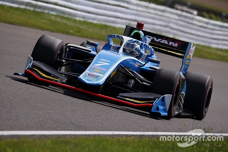 Markelov has no answers for poor Super Formula form