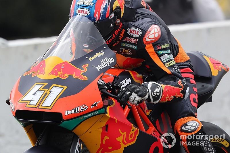 Moto2 Le Mans: Binder aan kop met nieuw KTM-chassis
