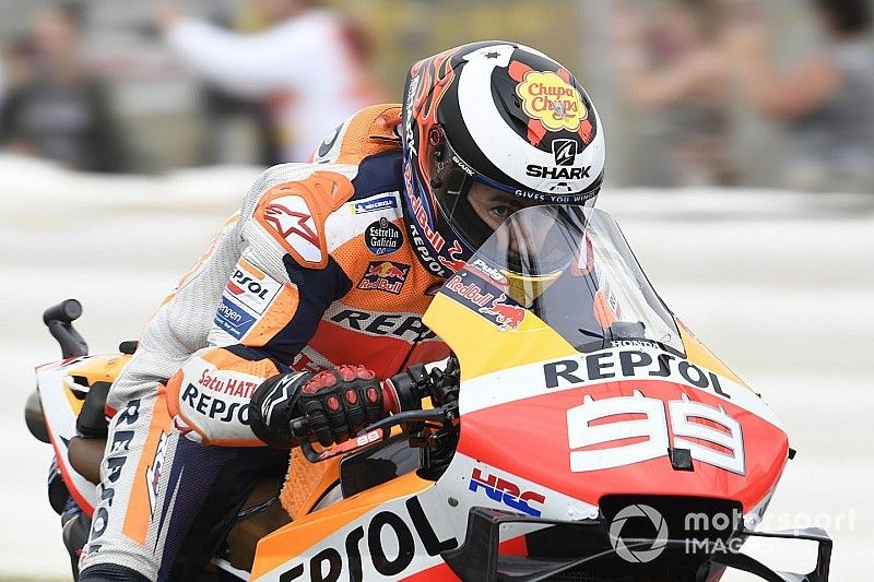 "Lorenzo: ""La Honda nunca va a ser una moto natural para mí"""