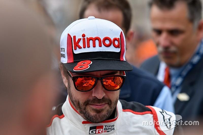 Toyota dementuje plotki dotyczące startu Alonso w WRC