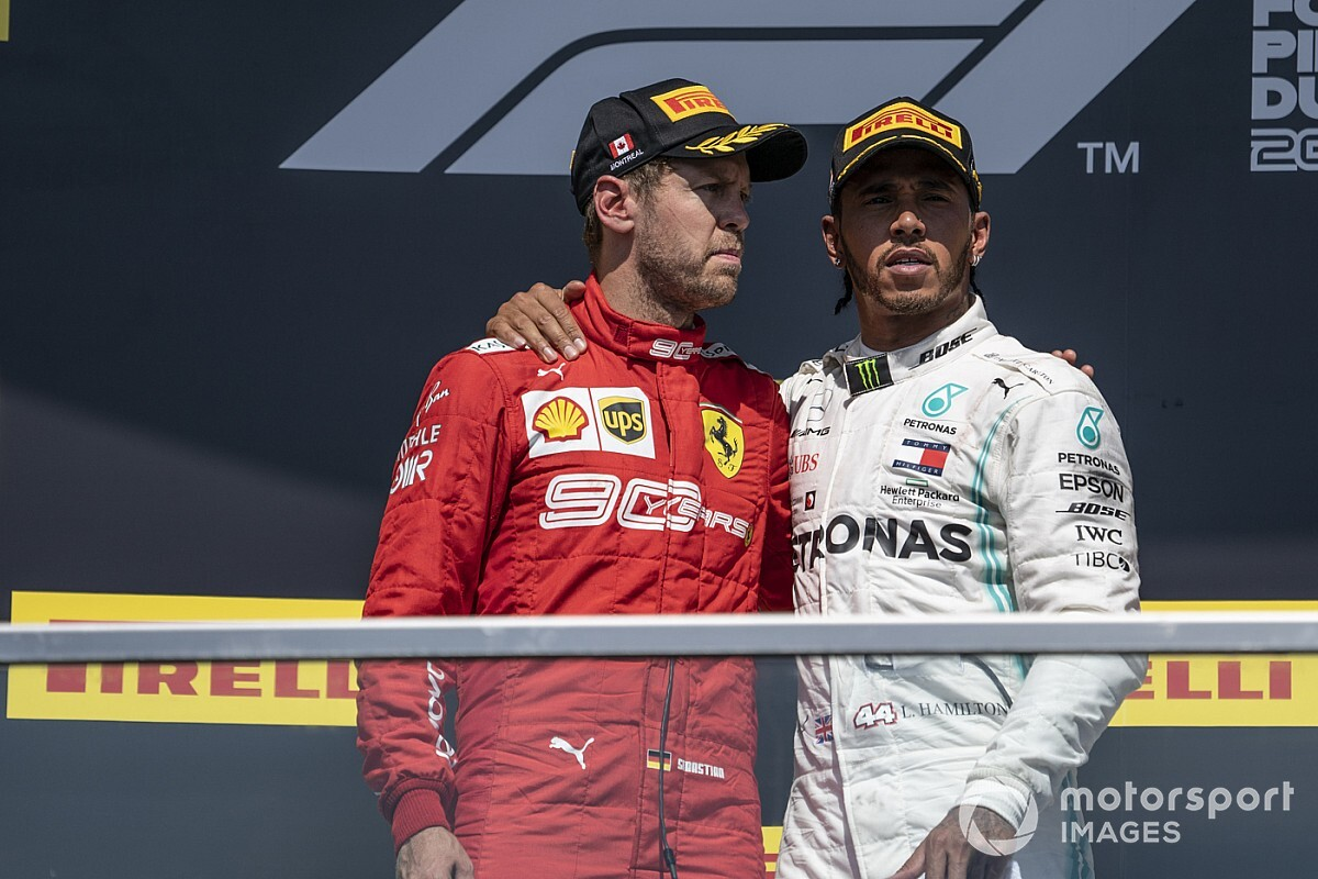 Why Canada left Vettel facing a harsher reality