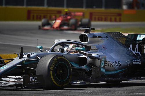 """Hamilton: """"Ferrari beschikt over motorstand die wij niet hebben"""""""