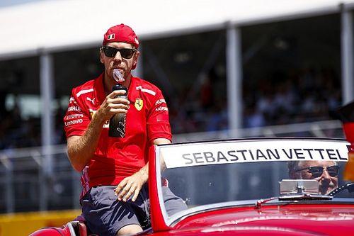 Vettel legrosszabb vasárnapja? A fájdalom mindent elmond...