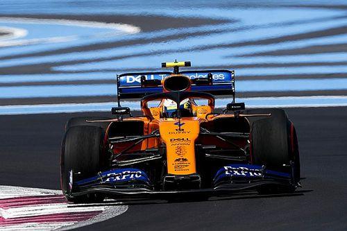 Norrist meglepte a McLaren tempója, Sainz is önbizalommal készül