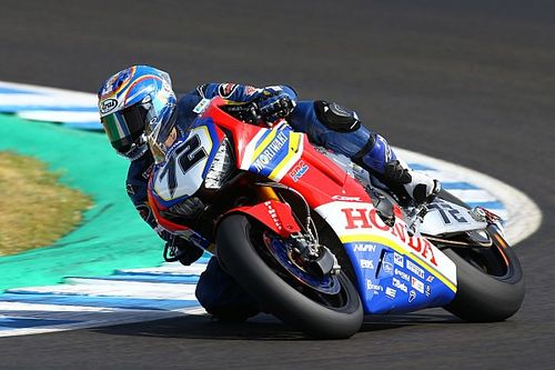 Camier remains on sidelines for Misano WSBK round