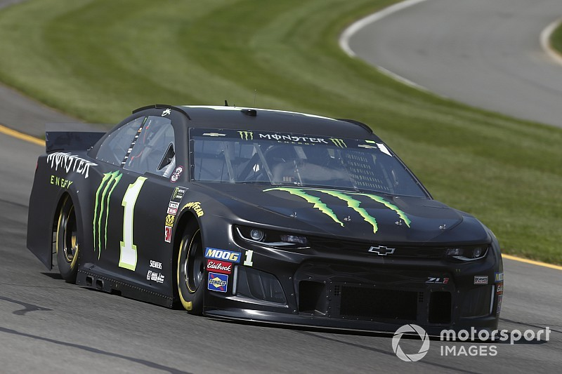 Three-time Pocono winner Kurt Busch fastest in final practice