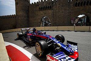 F1アゼルバイジャンFP2:フェラーリワンツー発進。フェルスタッペン4番手、トロロッソ6番手&8番手と好調