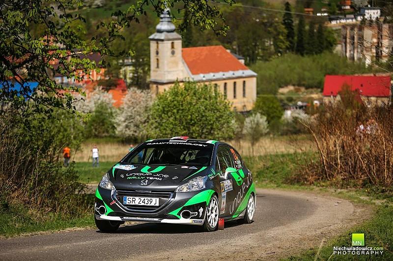Rallycross skusił Bondera