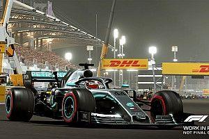 Ez a különbség az F1 2018 és az F1 2019 között! (videó)