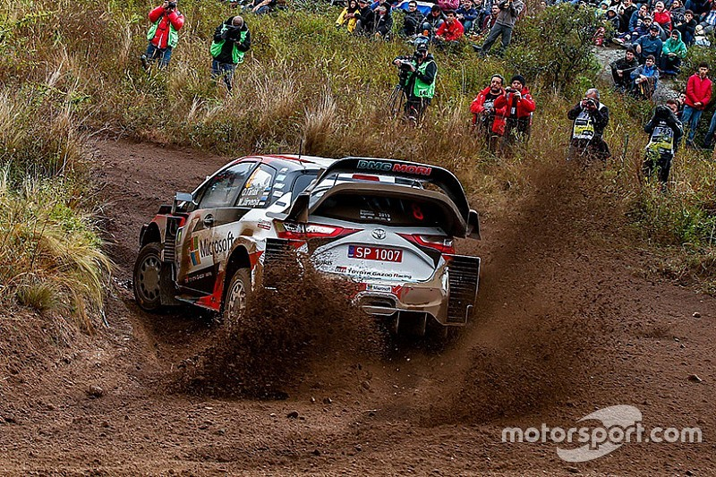 WRC, Rally d'Argentina, PS11: Tanak si avvicina a Neuville. Ogier fuori dal podio!