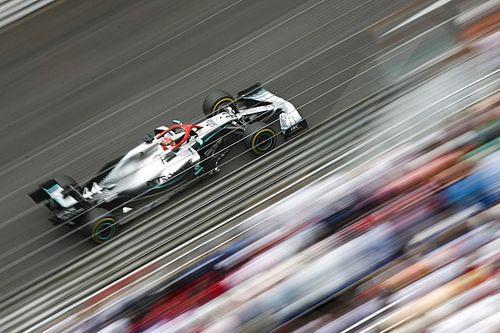 Hamilton ocenia nowy silnik