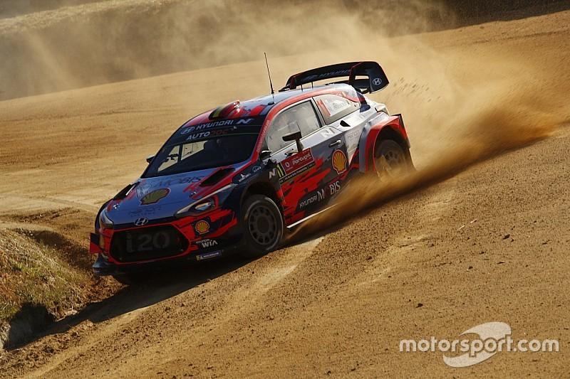 Neuville, el más rápido en el shakedown del Rally de Portugal