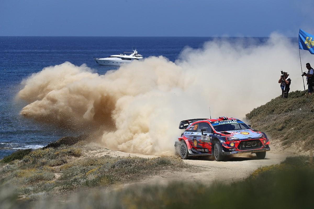 Fotogallery WRC: gli scatti più belli del Rally Italia Sardegna 2019