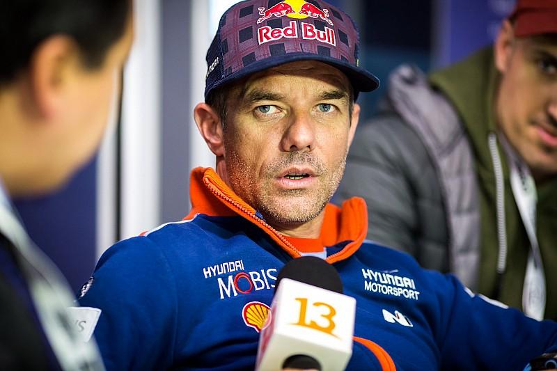 Sébastien Loeb au départ de deux manches du Trophée Andros cet hiver