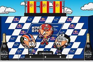 Vídeo: el GP de España 2019 de MotoGP, por MiniBikers