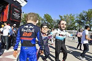 Положение в общем зачете Формулы 1 после Гран При Испании