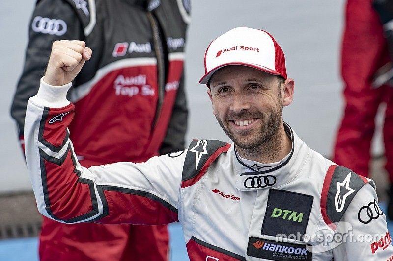 DTM-Rennen Zolder 2: Rene Rast gewinnt Sonntags-Thriller!