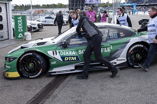 DTM думает об отказе от гонки в Петербурге