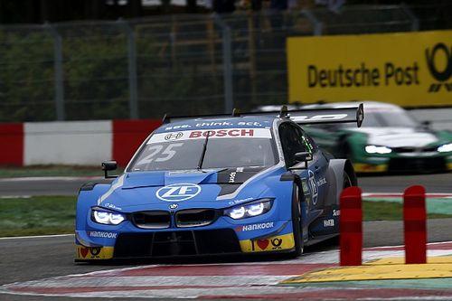 Dublet BMW w Zolder